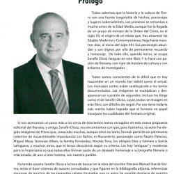 'Apuntes para el estudio de la historia de fitero', prólogo 1 de Jorge Fernández Díaz (ex-ministro de Interior)