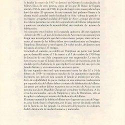 'Billetes falsos en Navarra', reverso