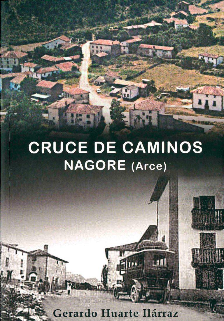 'Cruce de caminos Nagore-Arce', anverso
