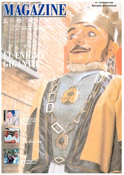 Magazine Local nº 1 - Fundación Navarra Cultural