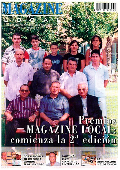 Magazine Local nº 13 - Fundación Navarra Cultural