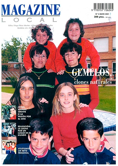 Magazine Local nº 3 - Fundación Navarra Cultural