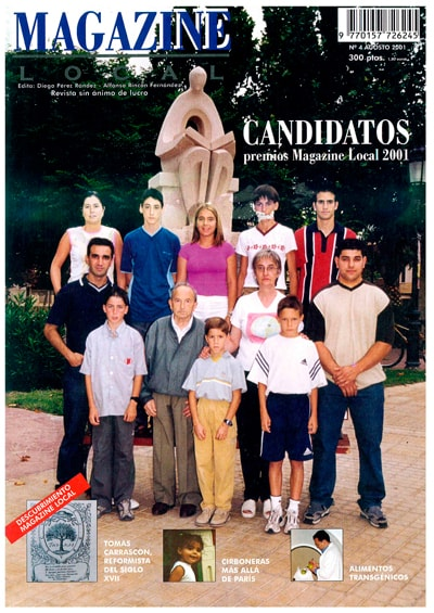 Magazine Local nº 4 - Fundación Navarra Cultural