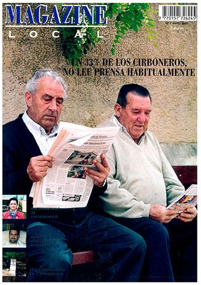 Magazine Local nº 7 - Fundación Navarra Cultural