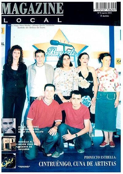 Magazine Local nº 8 - Fundación Navarra Cultural