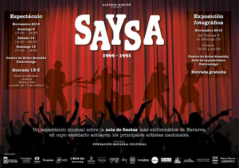 'Musical Saysa', presentación