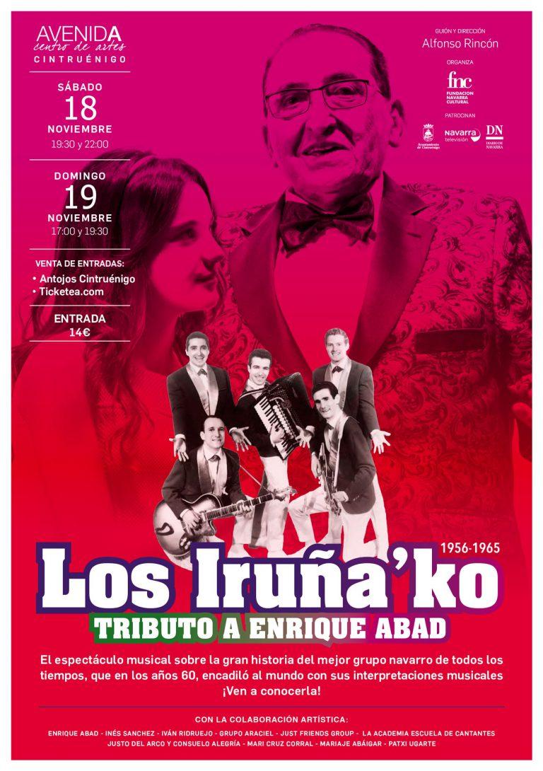 Musical Los Iruñako - Tributo a Enrique Abad