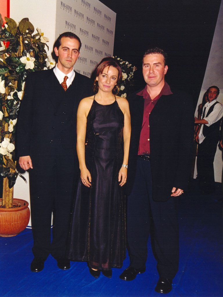 Premios Magazine Local 2001