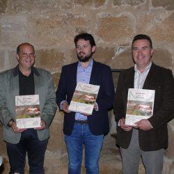 Serafin Olcoz, Raimundo Aguirre y Alfonso Rincón