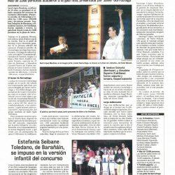 Proyecto Estrella, reseña en prensa